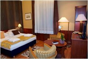 Nyerges Hotel Thermal, Monor, Honeymoon suite