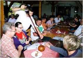 Orban Pensıon, Restaurant - Zalakaros