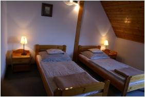 Oreg Halasz Hotel & Restaurant, Twin room - Tat