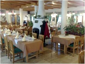 Oreg Halasz Hotel & Restaurant, Restaurant - Tat