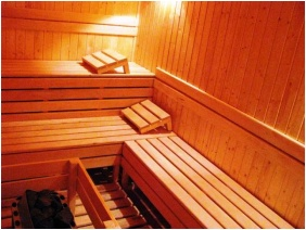 Oreg-to Club Hotel, Tata, Sauna