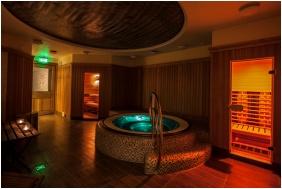 Infrared sauna - Oroszlanos Wine Restaurant & Hotel