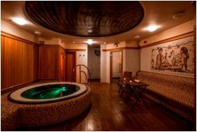 Oroszlanos Wine Restaurant & Hotel, Tallya, Whirl pool