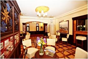 Oroszlanos Wine Restaurant & Hotel, Reception area