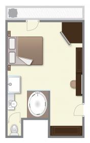 Superior szoba - Residence Ózon Konferencia & Wellness Hotel