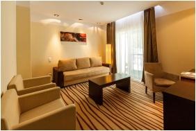 Residence Ózon Konferencia & Wellness Hotel, Deluxe szoba - Mátraháza