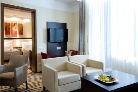 Deluxe szoba - Residence Ózon Konferencia & Wellness Hotel