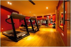 Épület - Residence Ózon Konferencia & Wellness Hotel