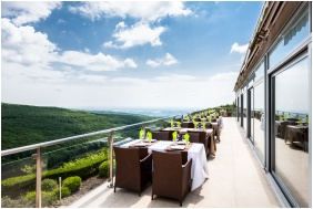 Residence Ozon Conference & Wellness Hotel, Terrace