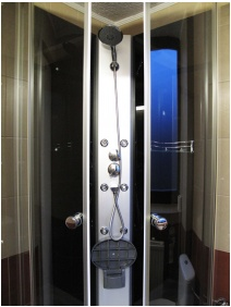 Pension Palatinus, Sopron, Bathroom
