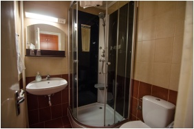 Bathroom, Pension Palatinus, Sopron
