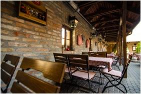 Restaurant - Pension Palatinus
