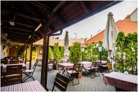 Restaurant, Pension Palatinus, Sopron