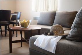 Pandora Zsory Apartments, Living room - Mezokovesd
