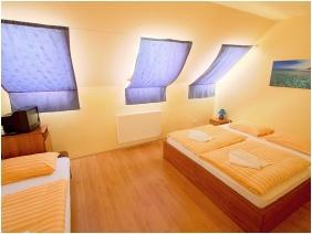 Triple room - Aquilo Hotel Panorama Tihany