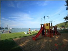 Aquilo Hotel Panorama Tihany, Own beach - Tihany