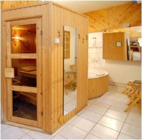 Pensiune Panorama - Eger, Sauna