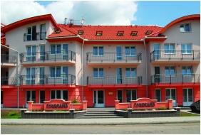 Panorama Wellness Apartman Hotel, Twın room - Hajduszoboszlo