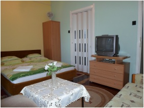 Panorama Guesthouse, Double room with extra bed