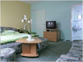 Double room with extra bed - Panorama Guesthouse
