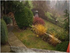 Panorama Guesthouse, Inner garden - Miskolctapolca