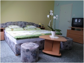 Double room, Panorama Guesthouse, Miskolctapolca