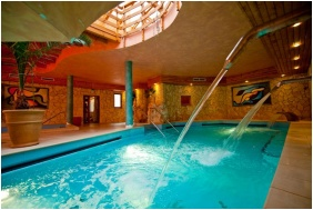 Belső medence, Park Hotel Ambrózia, Hajdúszoboszló