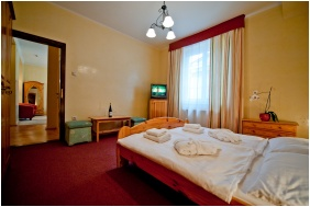 Park Hotel Ambrózia, Lakosztály - Hajdúszoboszló
