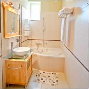 Park Hotel Ambrozia, Bathroom - Hajduszoboszlo