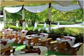 Park Hotel Gyula, Restaurant