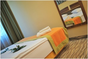 Franciaágyas szoba - Park Hotel Gyula
