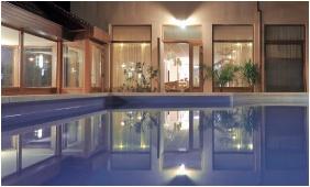Külső medence, Park Hotel Gyula, Gyula
