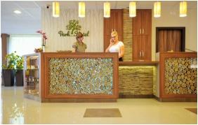 Park Hotel Gyula, Reception