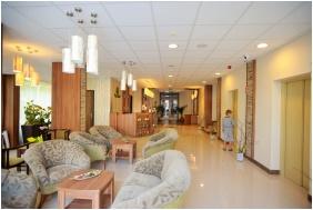 Park Hotel Gyula, Reception area - Gyula