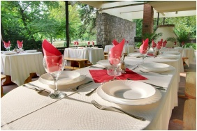 Park Hotel Gyula, Terrace - Gyula