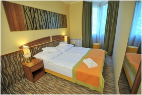 Park Hotel Gyula, Franciaágyas szoba - Gyula