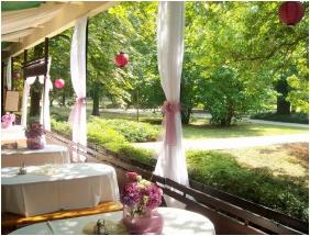 Étterem - Park Hotel Gyula