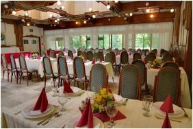 Park Hotel Gyula, Restaurant - Gyula