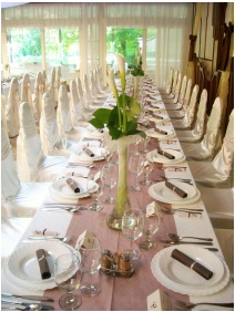 Restaurant - Park Hotel Gyula