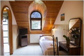 Single room, Passzio Pension, Budapest