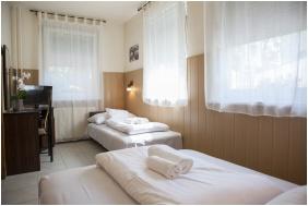 Passzio Pension, Budapest, Twin room