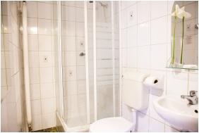 Bathroom, Passzio Pension, Budapest