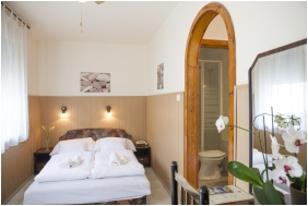 Passzio Pension, Double room