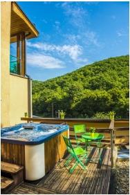 Whirl pool - Hotel Patak Park