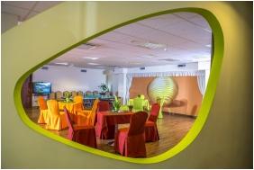 Playing room for children, Hotel Patak Park, Visegrad