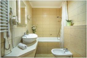 Hotel Patak Park, Bathroom - Visegrad