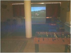 Játszószoba gyerekeknek, Pelso Panzió, Balatonmáriafürdô