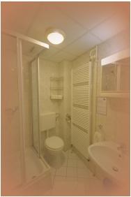 Hotel Vadászkürt, Fürdőszoba