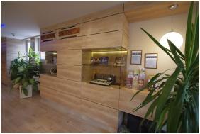 Hotel Vadászkürt, Recepció - Székesfehérvár
