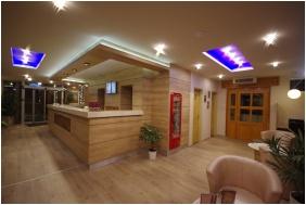 Reception area - Hotel Vadaszkurt